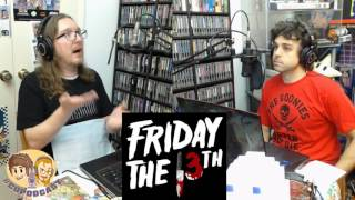#CUPodcast 101 Intro - Friday the 13th, Fan Mail, Keith Robinson