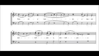 Херувимская песнь Древний распев
