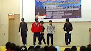 persambahan dari smk TONGOD!!!