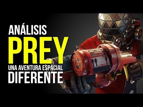 PREY, ANÁLISIS - Una aventura espacial DIFERENTE