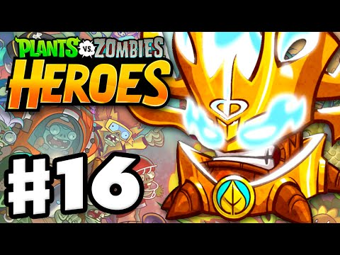 Plants vs. Zombies: Heroes - Gameplay Walkthrough Part 16 - Captain Combustible! (iOS, Android)