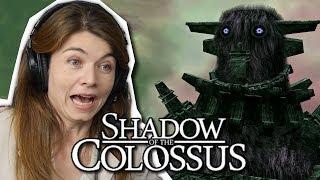 NILCE NARRADORA! - Shadow of The Colossus #03