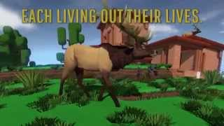 Eco — трейлер для Kickstarter