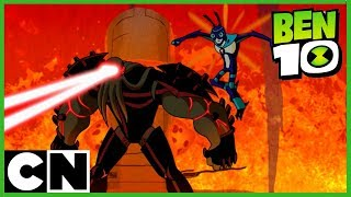 Ben 10 | Battle for the Omnitrix | Cartoon Network