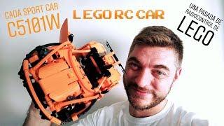 ESTE COCHE RC DE LEGO ES UNA PASADA CADA SPORT CAR 918, C51051W
