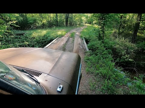 (Almost Got Lost) Exploring Dirt Roads In Georgia