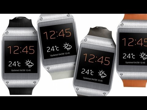 Samsung Galaxy Gear - Test montre connectée
