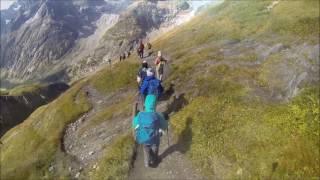 Tour du Mont Blanc - Floripa Trekking set-2016