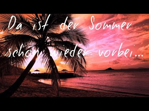 Ist Der Sommer Vorbei