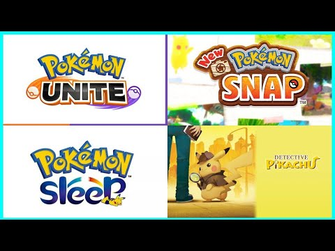 Where Are These Pokémon Games? |