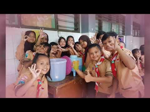Asyiknya Berjualan Bersama Teman Teman Sdn Airlangga 1 Surabaya