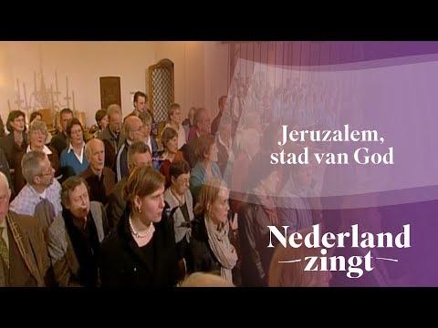 Nederland Zingt: Jeruzalem, stad van God