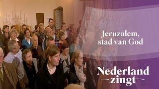 Nederland Zingt: Jeruzalem, stad van God Resimi