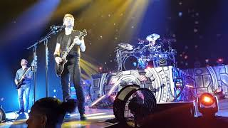 Song of fire NICKELBACK june 15th Madrid