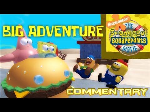 The Spongebob Movie Adventure Obby - ROBLOX Walkthrough (ALL TOKENS) Part 1