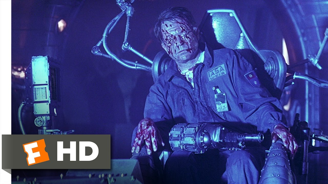 Event Horizon 6 9 Movie Clip Pure Evil 1997 Hd Youtube