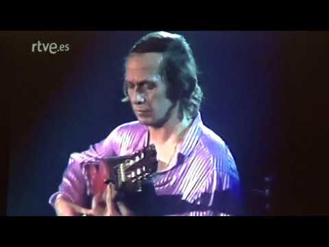 Rubem Dantas was the first cajon-caja player in flamenco music/Learn Paco de Lucia online Ruben Diaz