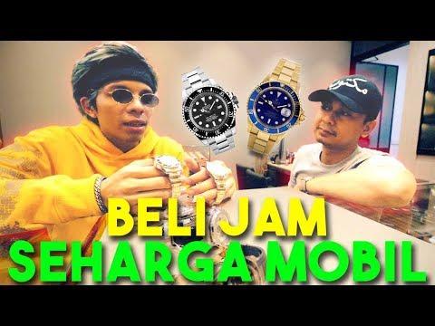 BELI JAM SEHARGA MOBIL 😱 ft Raditya Dika
