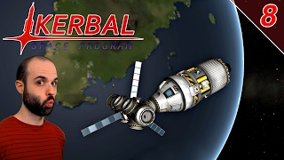 PROYECTO ESTACIÓN ESPACIAL | KERBAL SPACE PROGRAM Gameplay Español