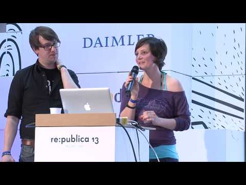 re:publica 2013: Debunking conspiracy theories