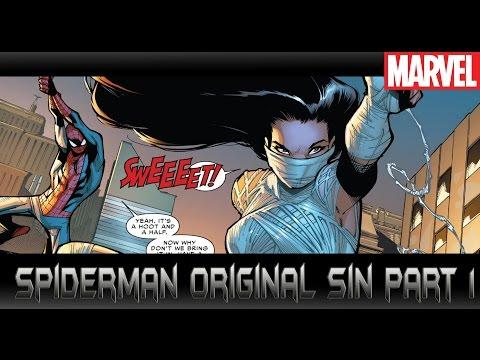 มนุษย์แมงมุมคนที่2[Spiderman Original Sin]comic world daily