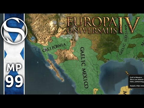 ALL THE REBELS - EU4 Multiplayer With Arumba, Zippy And Lambert Part 99