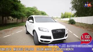 "Pinoy Used Cars  Presents ""Audi Q7 S-Line (3.0 TFSI V6 Supercharged)"