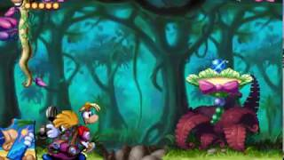 Rayman Longplay (PlayStation) [60 FPS]