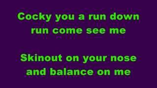 Gully Bop Wuk Affa Mi Remix Lyrics @DancehallLyrics