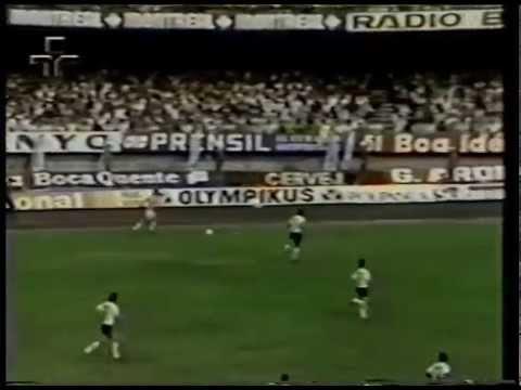 ARQUIVO SANTÁSTICO - Título do Paulistão de 1984