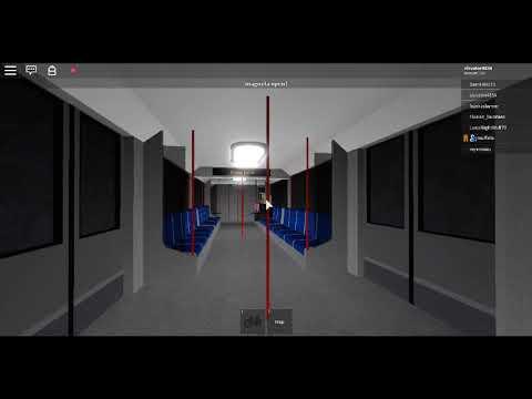 Robloxian Automatic Subway 3 Youtube Robloxian Automatic Subway Magenta Line Youtube