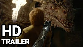 Skyrim movie: Rise of the Dragonborn HD TRAILER   [Fan made]