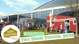 Tiny House Festival 2019 In Karlsruhe - So Viel Zu Sehen! #newhousing