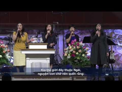 Thế Giới Thuộc Chúa - Hội Thánh Tin Lành Orange