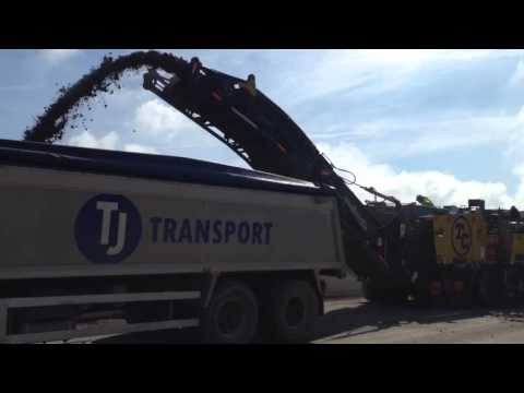 A338 planing & recycling