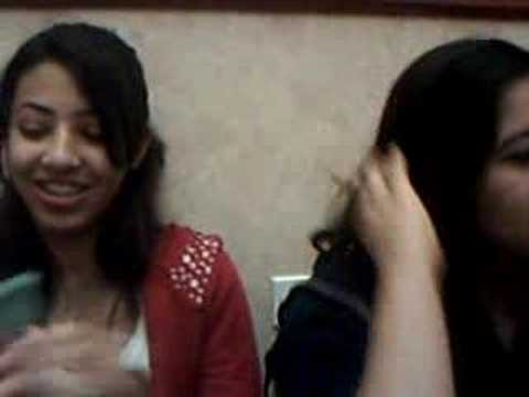 Shivani and Joann