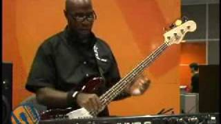 Roland Juno G demo video, Summer NAMM 2006