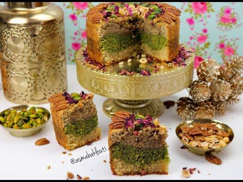 قاطو-برجواز-التونسية-و-سر-نجاح-الوصفة-recette-gâteau-bourgeoise