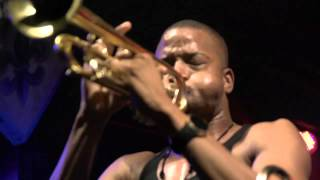 Trombone Shorty - Hurricane Season live