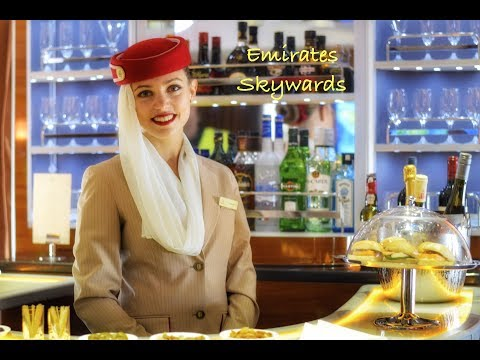 Emirates Skywards frequent flyer program review and how to redeem points/miles