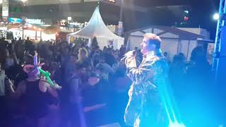 Martin Martini singt Roger Cicero - So geil Berlin auf dem Alexanderplatz