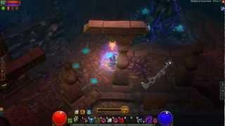 Torchlight 2 - New Game 4+ - Caster Berserker - All Bosses Level 120