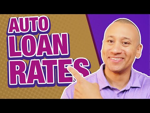 How to Get the *BEST* Auto Loan Rates (6 Helpful Tips)