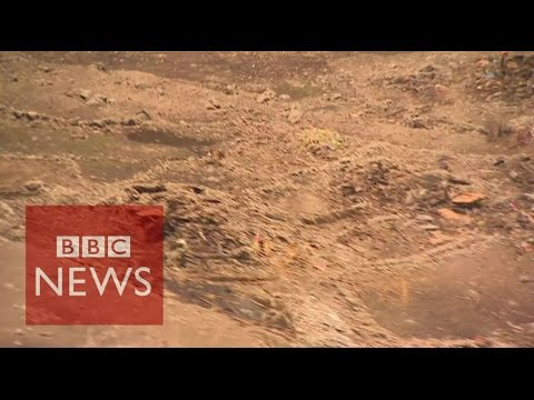 Nepal Earthquake: 'Indescribable horror' as village is 'wiped out' - BBC News