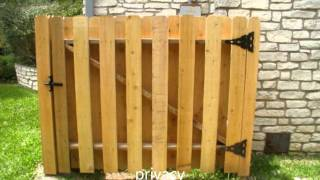 Fence Designs Austin, Tx 512-949-8943