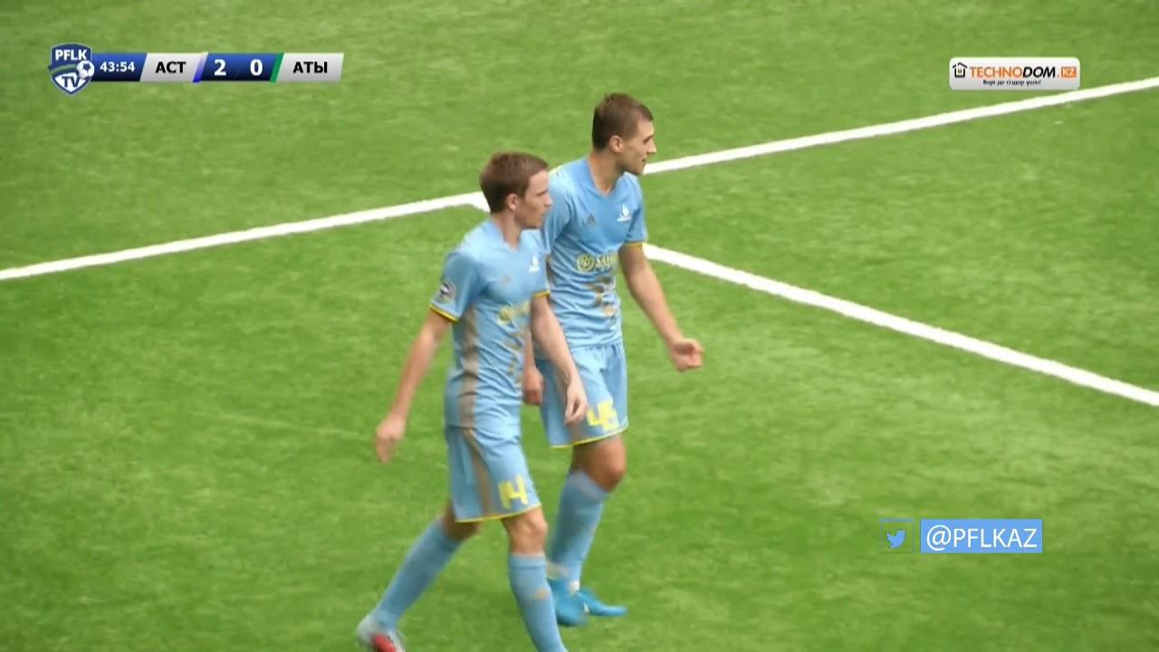 Lokomotiv Astana 2-0 FK Atyrau