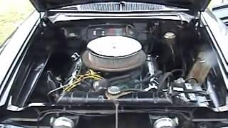 1963 Fury (push button auto)