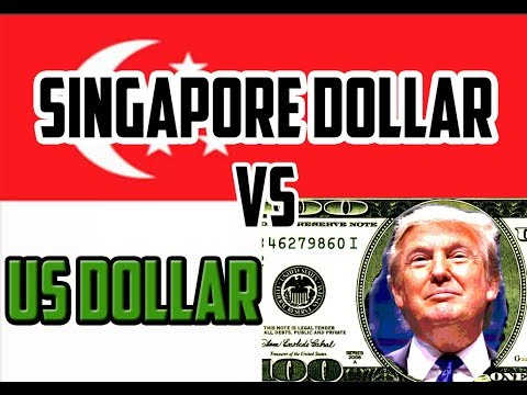 Singapore dollar rate today, Singapore dollar to usd