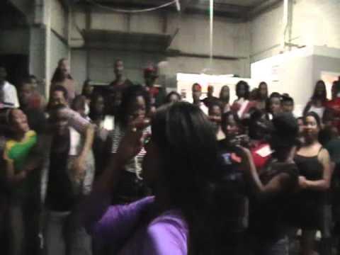 Texas College Goldengirls vs. Wiley College Purple Dynasty III