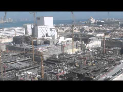 Msheireb Downtown Doha - Time Lapse (Jan 2016)